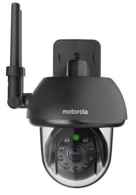 Motorola Outdoor Wi-Fi HD Home Monitoring Camera