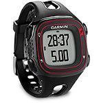 Garmin Forerunner® 10 Black/Red GPS Running Watch