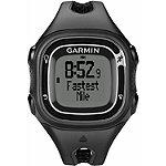 Garmin Forerunner® 10 Black/Silver GPS Running Watch