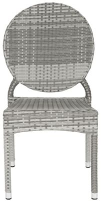 Safavieh Grey Valdez Side Chairs Set of 2