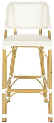 Safavieh Beige Deltana Bar Stool