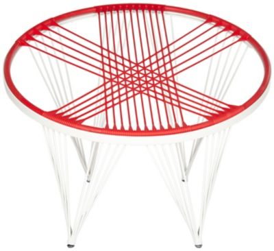 Safavieh Red Launchpad Chair