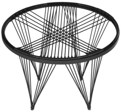 Safavieh Black Launchpad Chair