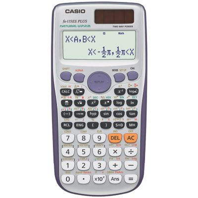 Casio Natural Textbook Display Calculator