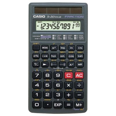 Casio All-Purpose Scientific Calculator