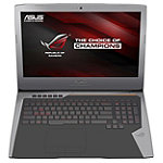 Asus ROG 17.3' Gaming Laptop with Intel Core i7 Processor, 16GB Memory, 1TB Hard Drive with 128GB SSD, Copper Silver