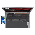Asus ROG 17.3' Gaming Laptop with Intel Core i7 Processor, 32GB Memory, 1TB Hard Drive with 128GB SSD, Copper Silver