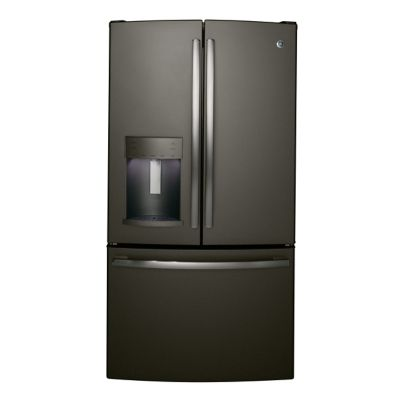 GE 27.7 Cu. Ft. Slate French Door Refrigerator