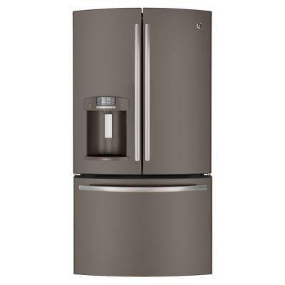 GE 29 Cu. Ft. Slate French Door Refrigerator
