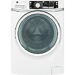 GE 4.5 Cu. Ft. Steam Front-Load Washer
