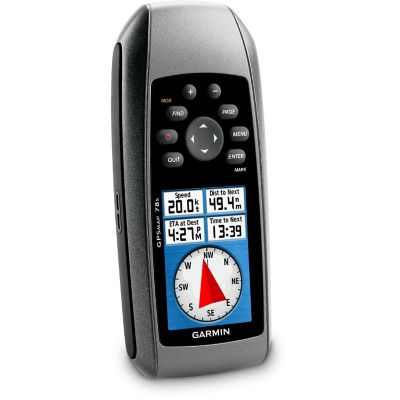 Garmin Marine-Friendly Handheld GPS Navigator