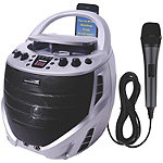 Karaoke USA CD+G Portable Karaoke Player