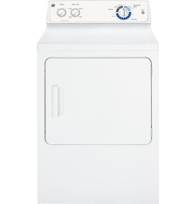 GE 7 Cu. Ft. Gas Dryer