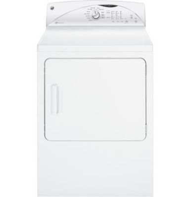 GE 7 Cu. Ft. Stainless Steel Electric Dryer