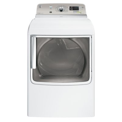GE 7.8 Cu. Ft. Electric Steam Dryer