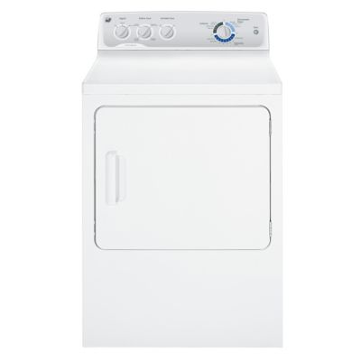 GE 6 Cu. Ft. Electric Dryer