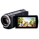 JVC HD Flash Memory Digital Camcorder
