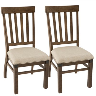 Chandler Upholstered Chairs Set of 2