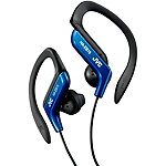 JVC Blue Over-the-Ear Headphones