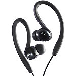 JVC Black Sports Ear Clip Headphones 9.99