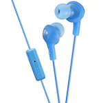 JVC Blue Gumy Plus Inner Ear Headphones 9.99