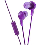 JVC Gumy Plus Violet  Headphones