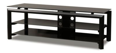 TechCraft Black Stand for TVs Up to 65