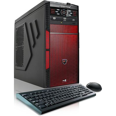 CybertronPC Hellion-XFire Gaming PC with AMD FX-6300 Processor, AMD Radeon R7 360 2GB Graphics Card, 8GB Memory