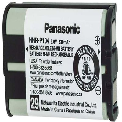 Panasonic NiMH Rechargeable Battery for Cordless Phones