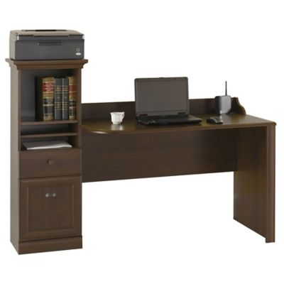 Bush Bing Cherry Barton Desk