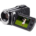 Samsung Black Full HD Digital Video Camcorder with 130x Digital Zoom No price available.