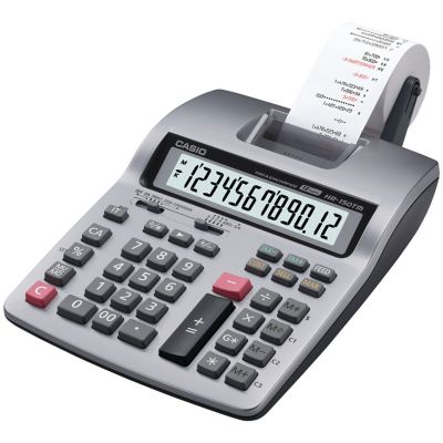 Casio HR-150TM Plus Printing Calculator