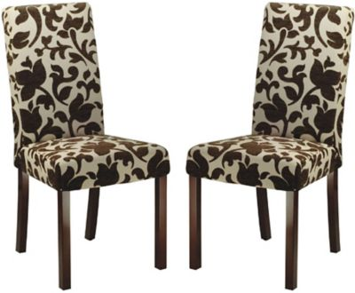 Safavieh Parsons Dining Chairs Set of 2