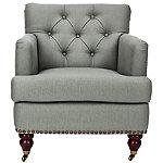 Safavieh Sea Mist Colin Tufted Club Chair