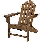 Hanover All-Weather Teak Contoured Adirondack Chair
