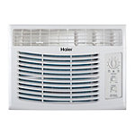Haier 5,000 BTU Window Air Conditioner (11.2 EER) with Mechanical Controls 112.99