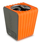 HMDX Orange Burst™ Rechargeable Speaker 14.95