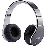 iLIVE Bluetooth Black Headphones with Microphone
