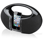 iLIVE™ Portable Boombox for iPhone and iPod 39.95