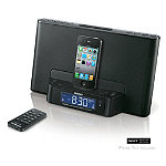 Sony Clock/Radio and Speaker Dock for iPod® and iPhone® 89.95