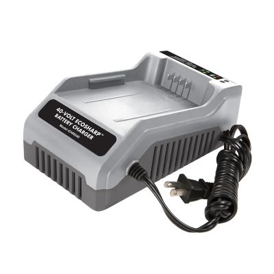 Snow Joe/Sun Joe 40-Volt EcoSharp® Lithium-Ion Battery Charger