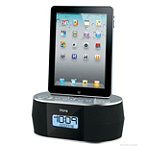 iHome® Dual Alarm Stereo FM Clock Radio for iPad/iPhone/iPod 69.95