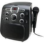 iLIVE CD+G Bluetooth Karaoke Player