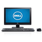 Dell All-in-One PC with Intel® Pentium® G645T Processor