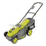 Sun Joe 40-Volt Cordless 16' Lawn Mower with Brushless Motor