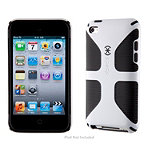 Speck SuperTrooper White CandyShell Grip Case for iPod touch 4.95