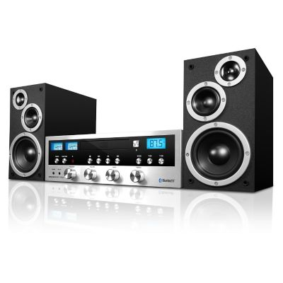 Innovative Technology Classic CD System with Bluetooth