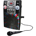 iLive CD+G Karaoke Player