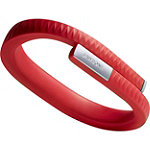 Jawbone UP Red Medium Tracking Wrist Band 129.99