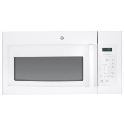 GE 1.6 Cu. Ft. 1000-Watt Over-the-Range Microwave Oven